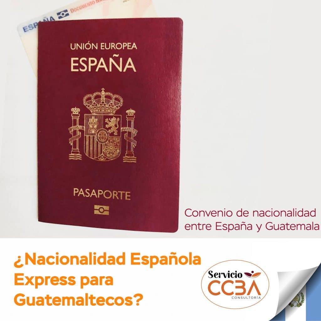 nacionalidad española guatemaltecos