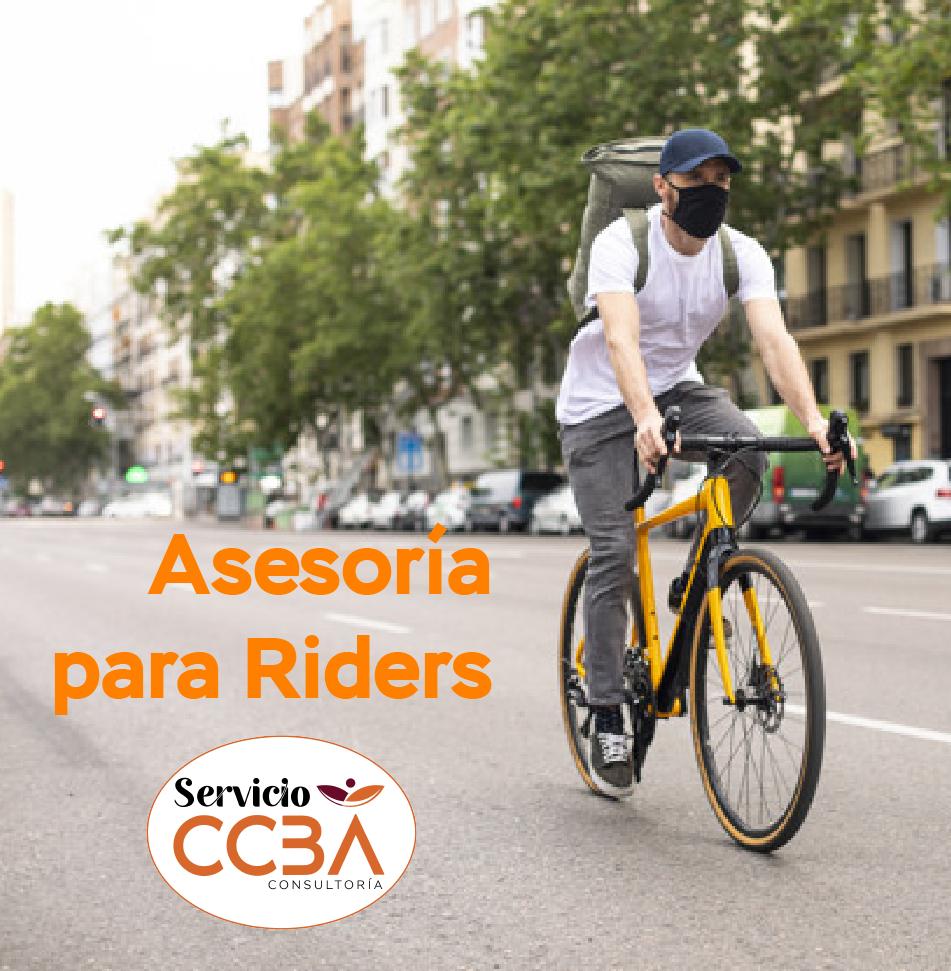 asesoria especializada para riders